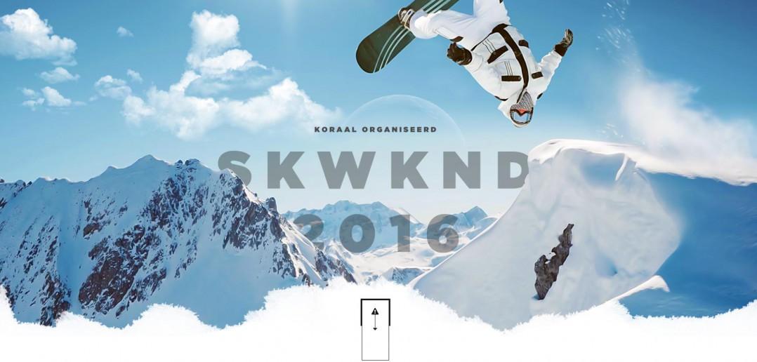 Skiweekend Koraal