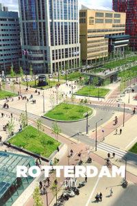 Werken in Rotterdam