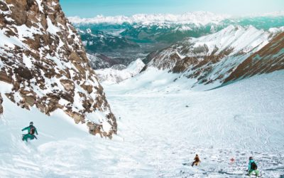 Koraal Skiweekend 2018