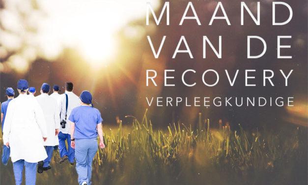 Maand van de Recovery Verpleegkundige