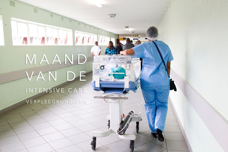 Maand van de IC Verpleegkundige
