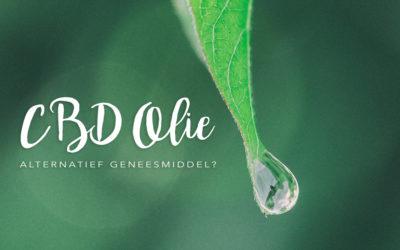 Is CBD Olie een alternatief geneesmiddel?